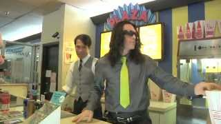 Tommy Wiseau Plaza commercial.mov