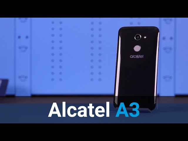 Belsimpel-productvideo voor de Alcatel A3 Black