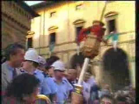 89a Giostra del Saracino 3 settembre 1995
