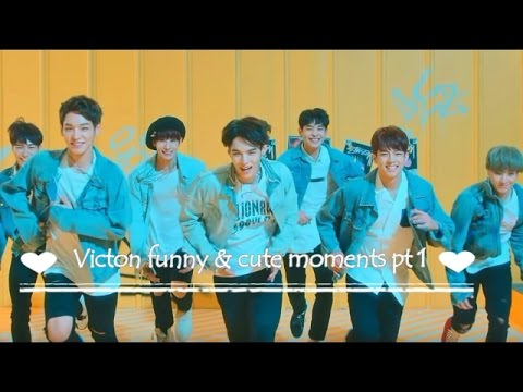Victon funny & cute moments pt 1