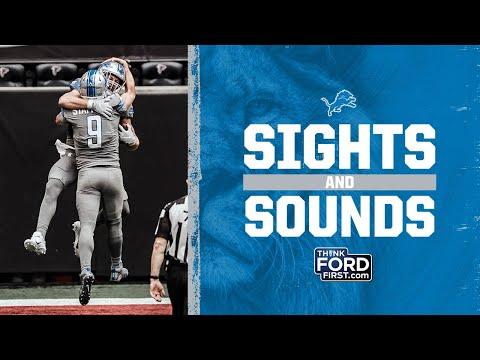 Sights and Sounds | 2020 Week 7 Detroit Lions at Atlanta Falcons