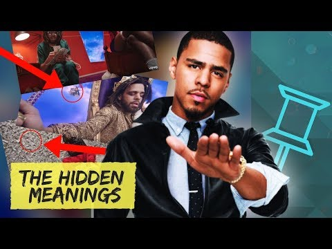 THE TRUE MEANING of ATM Music Video | K.O.D. J. Cole Explained