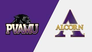 2019 SWAC Football: Prairie View A&M vs  Alcorn State