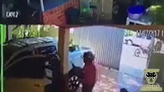 Grandpa Teaches Home Invaders What's Up | Active Self Protection