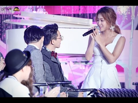 Soyou (Sistar) and Mino ( Winner )