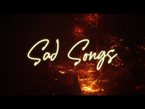 Illenium & Said The Sky - Sad Songs (ft. Annika Wells) (Lyric Video)