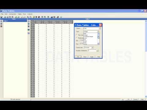 Unitronics PLC Tutorial Videos – VisiLogic Data Tables