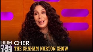Cher Spent A Brief Time In Jail at 11 Years Old - The Graham Norton Show