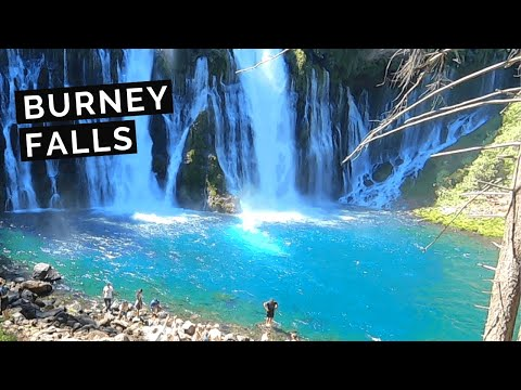 Burney Falls Northern California Adventure Guide