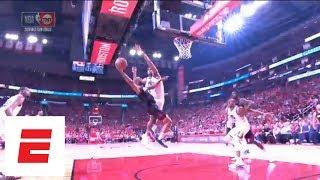 Best of Chris Paul and James Harden in Rockets' 127-105 Game 2 win vs. Warriors | ESPN