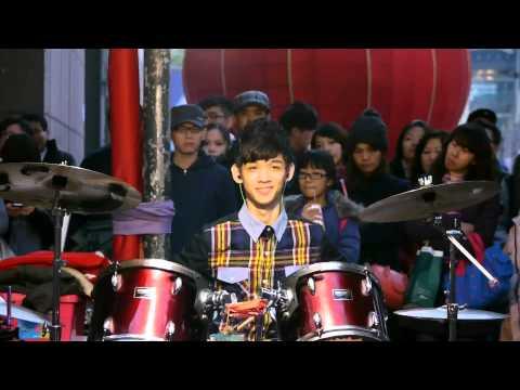 20140126 李科穎 Ke YingLee《自由發揮-GYM》