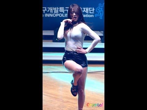 131213 AOA - 흔들려 (설현 직캠) 2013 특구과학기술문화 토크콘서트 by Crystal