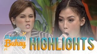 Magandang Buhay: Toni and Alex demonstrate the stages of Mommy Pinty's anger