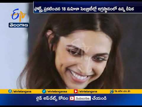 Deepika Padukone, Ist woman to enter top 5 in Forbes' richest Indian celebs list