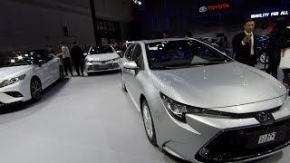 نظرة شاملة ورأيي الشخصي عن سيارات تويوتا بمعرض شنغه ...