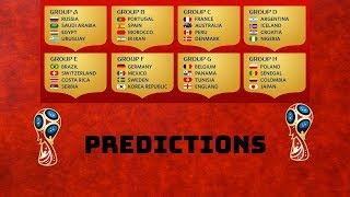 The Best World Cup 2018 Predictions Video