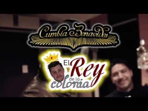 El Rey de la Colonia  Cumbia Benavides video lyric