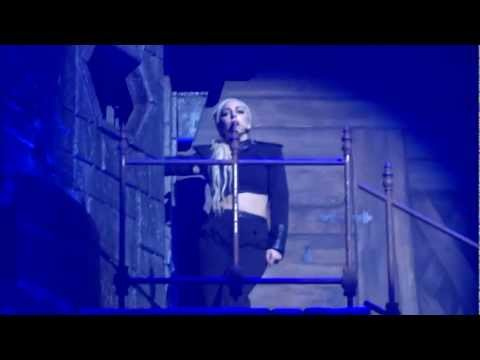 Lady Gaga - Scheiße (Cologne, Germany - The Born This Way Ball Tour Front Row - FULL HD)