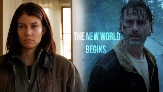 The Walking Dead || The New World Begins [1K]