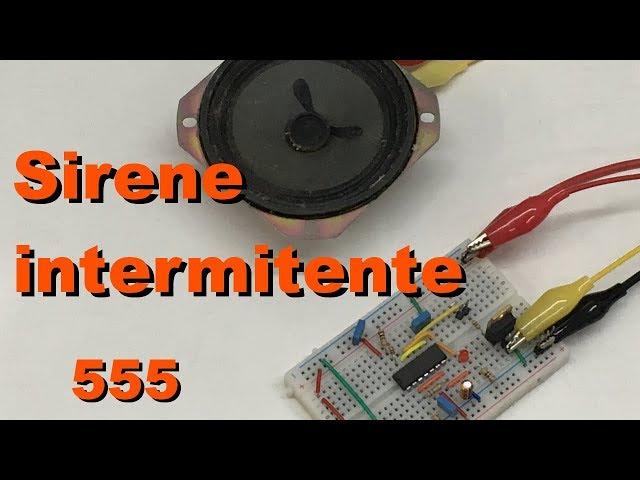 SIRENE INTERMITENTE | Conheça Eletrônica! #086