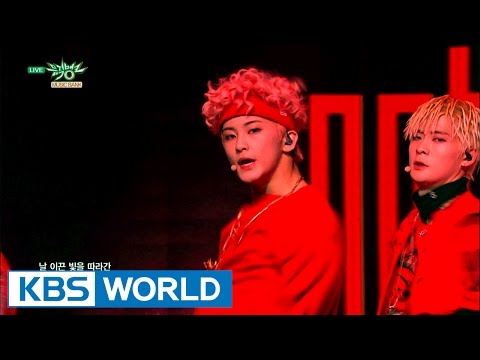 NCT 127 - Good Thing / Limitless (무한적아) [Music Bank COMEBACK / 2017.01.06]