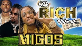 MIGOS - The RICH LIFE - Net Worth 2017 S.1 Ep. 4