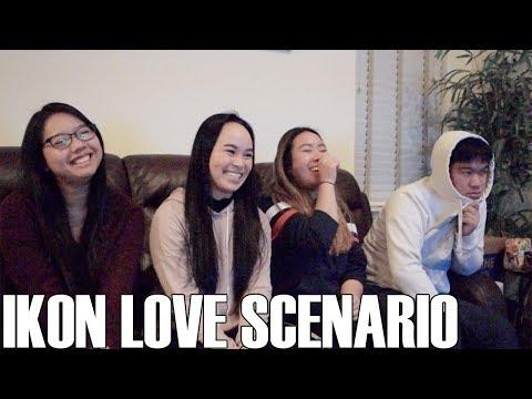iKON (아이콘)- Love Scenario (Reaction Video)