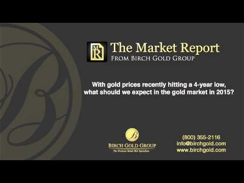 Gold Market Forecast, Trends, Predictions for 2015 - the Market Report