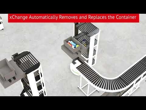 Tompkins Robotics and IAM Robotics Partner on the Revolutionary xChange Automated Sortation System