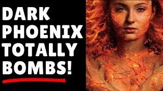 Dark Phoenix Loses 120 Million! X-Men Franchise Is A JOKE!