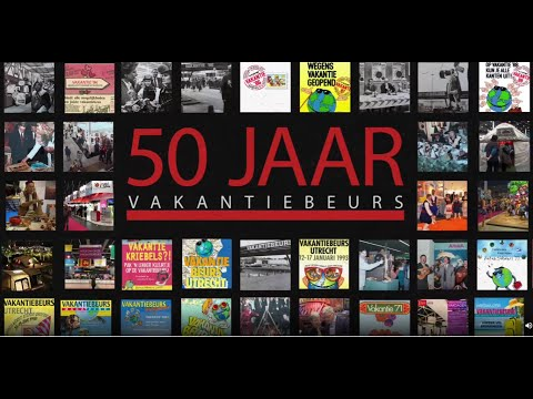 VAKANTIEBEURS.NL 50 jaar vakantiebeurs