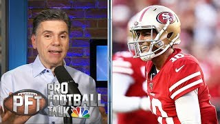 PFT Overtime: 49ers make big statement with blowout of Browns | Pro Football Talk | NBC Sports