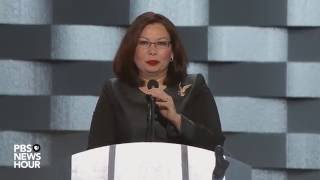 Rep. Tammy Duckworth on Trump: I didn't defend America to invite Russian interference