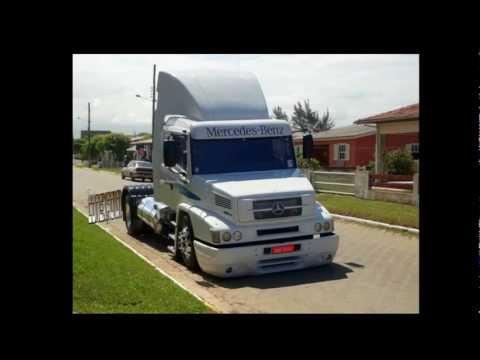 los mejores camiones brasileños tuning al piso