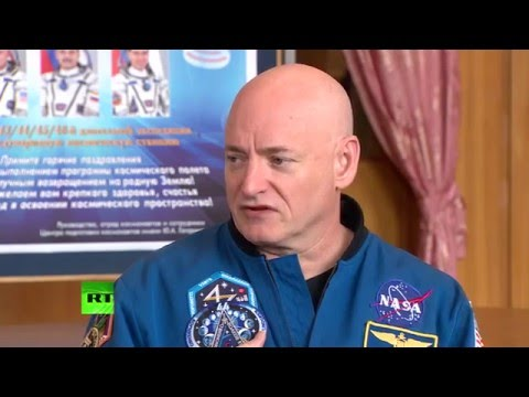 RT-NASA astronaut Scott Kelly shares experience of spending 1 year in space