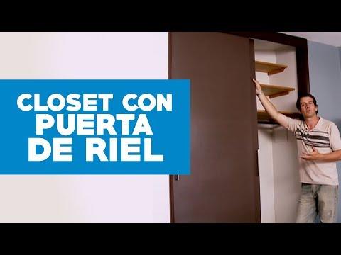 Crear puertas correderas para armario Phim Video Clip