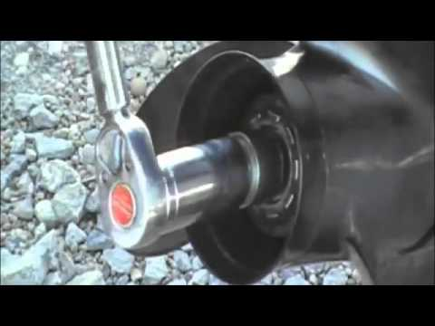McGard Propeller Lock Installation