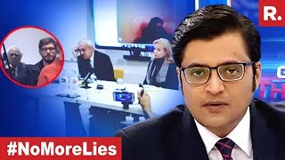 Fact Check Exposes 10 Big Lies. Cong Egg Faced Now: Arnab ..