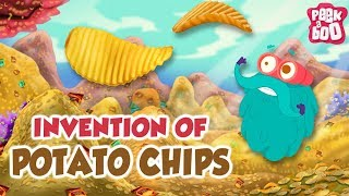 INVENTION OF POTATO CHIPS - The Dr. Binocs Show | Best Learning Videos For Kids | Peekaboo Kidz