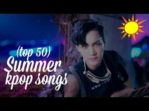 (Top 50) Best KPop Songs of the Summer