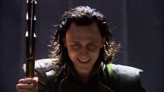 The Avengers | Behind the scenes #2