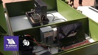 El acelerógrafo y su función durante los sismos