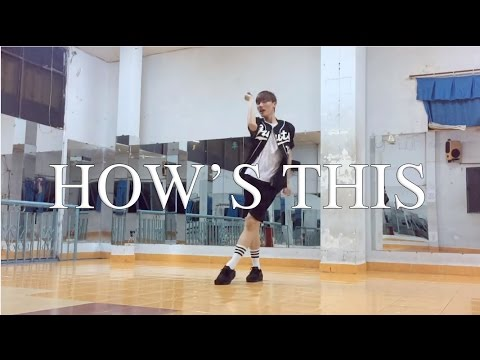 How's This - HYUNA (Dance Cover) by Bin Ga from Vietnam