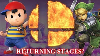 Super Smash Bros Switch - Which Stages will Return?
