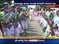 YS Jagan Yatra Enters Vizianagaram Amids Folk Dance