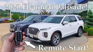 2020 Hyundai Palisade SEL HTRAC | Full Tour!
