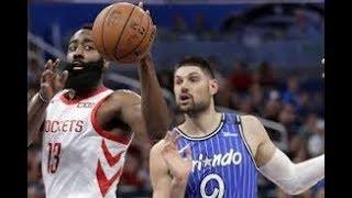 Houston Rockets vs Orlando Magic NBA Full Highlights (14th January 2019)