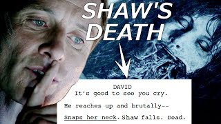 Prologue Script REVEALS Shaw's Death & Why David Killed Engineers