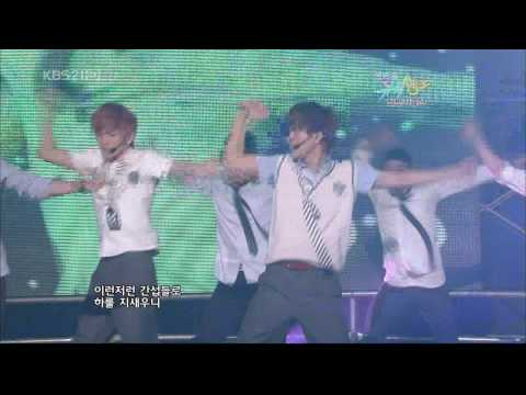 SHINee - We AreThe Future KBS 090626  HD