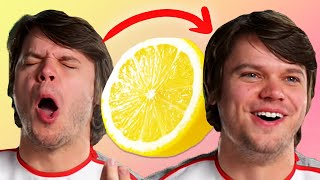 The mberry Miracle Berry taste test!